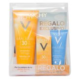 VICHY Leche SPF 30 + emulsion SPF 30 facial y AfterSun REGALO