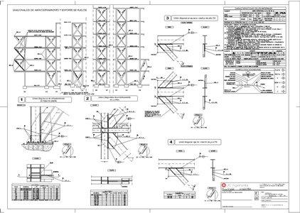Planos De Obras Met Licas Jc Ingenier A