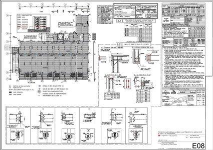 Plano 4 11 ingenieros y arquitectos de estructuras for Estructuras para arquitectos pdf