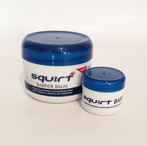 Squirt Barrier Balm - Envase de 100gr y 20gr