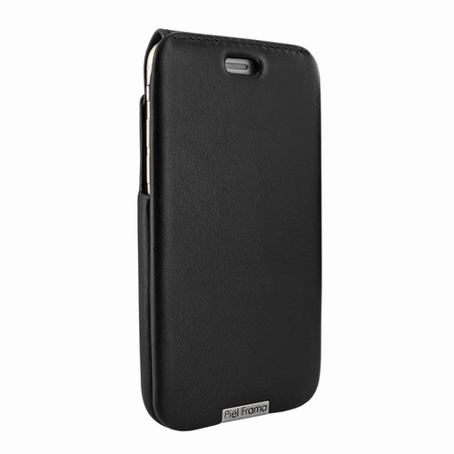 Funda de piel para IPhone 6 Plus Negra