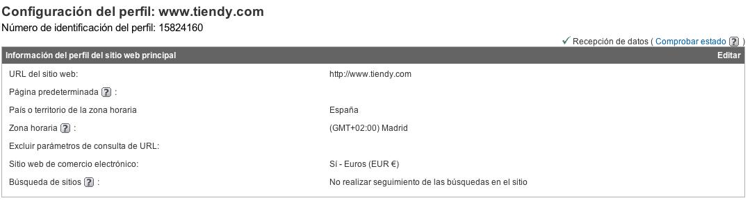 Image:Configuración perfil. Google Analytics.tiendy.2.png