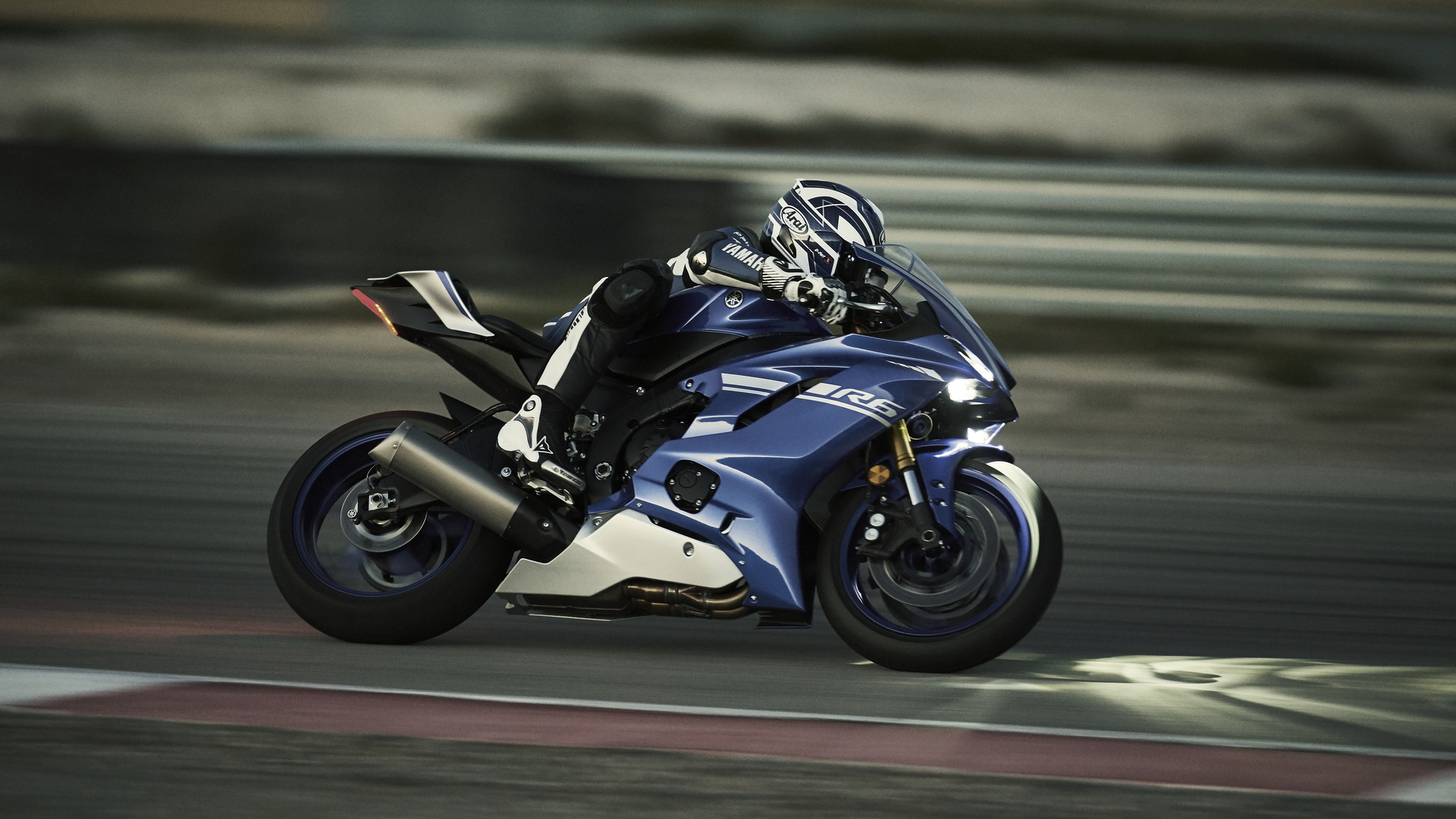 Batería de litio para Yamaha R6