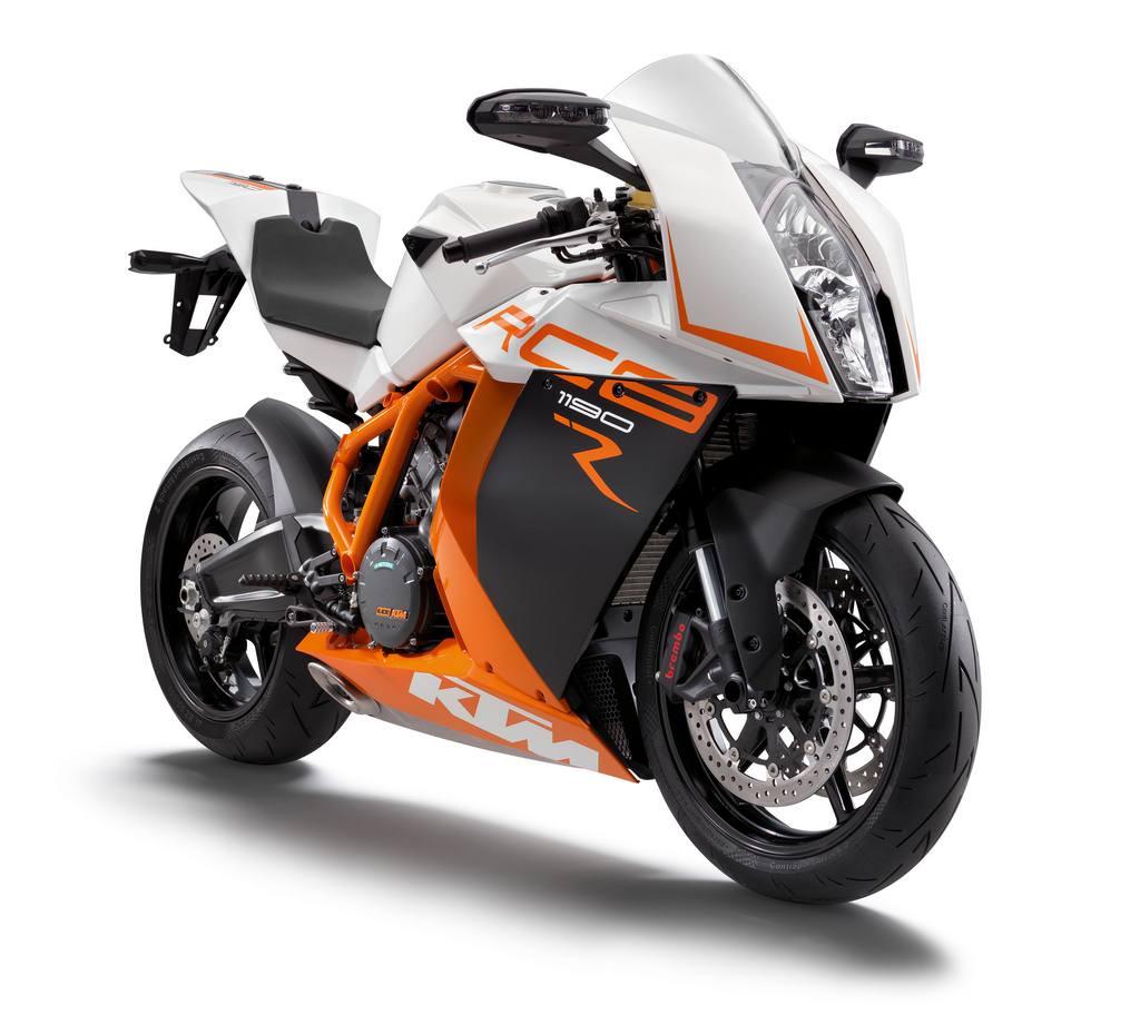 Batería de litio para KTM RC8