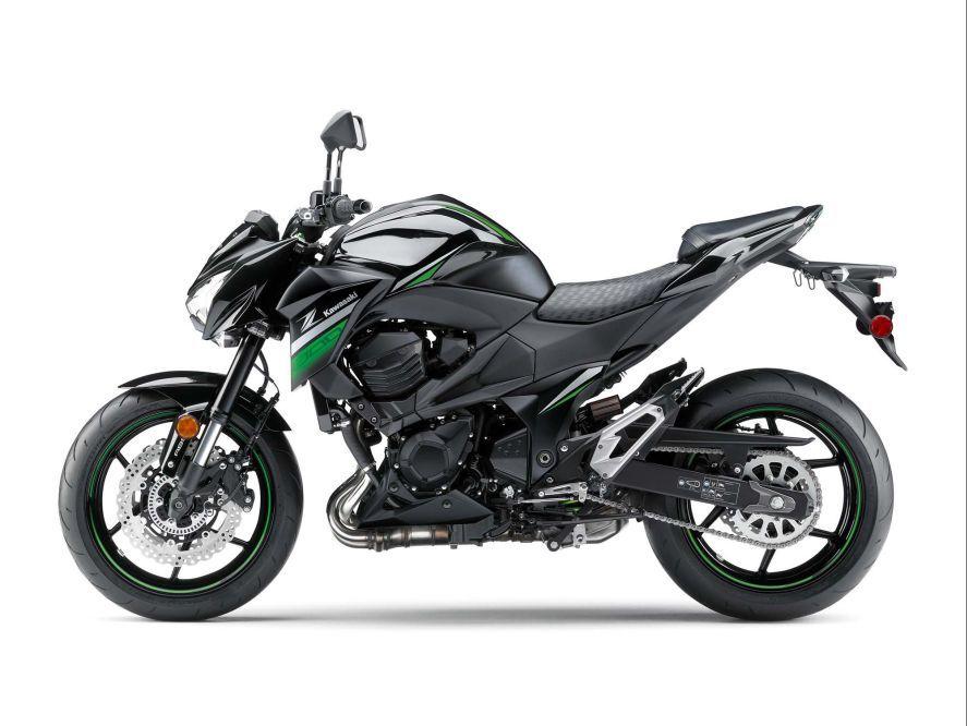 Kawasaki Z 800e
