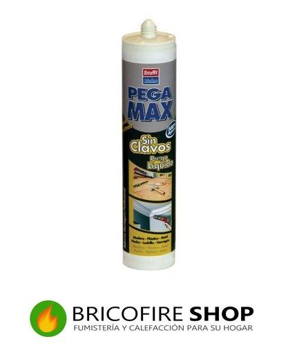 Adesivo De Parede Estraga A Pintura ~ Accesorios y Herramientas Instalación BRICOFIRE tubos de chimenea y sombreretes