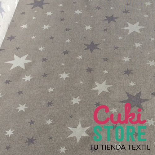 STARS GRIS ANTIMANCHAS