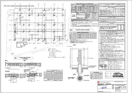 Plano 2 11 ingenieros y arquitectos de estructuras for Estructuras para arquitectos pdf