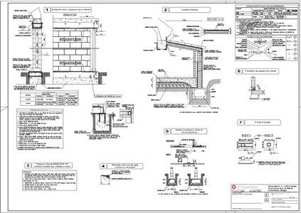 Planos de obras de rehabilitaci n jc ingenier a for Planos estructurales pdf