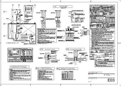 Plano 7 10 ingenieros y arquitectos de estructuras for Estructuras para arquitectos pdf