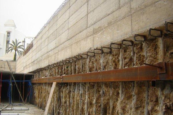 Rehabilitaci n ingenieros y arquitectos de estructuras - Fachada hormigon in situ ...