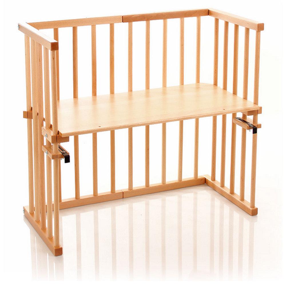 cuna colecho babybay cuadrada midi varios colores. Black Bedroom Furniture Sets. Home Design Ideas