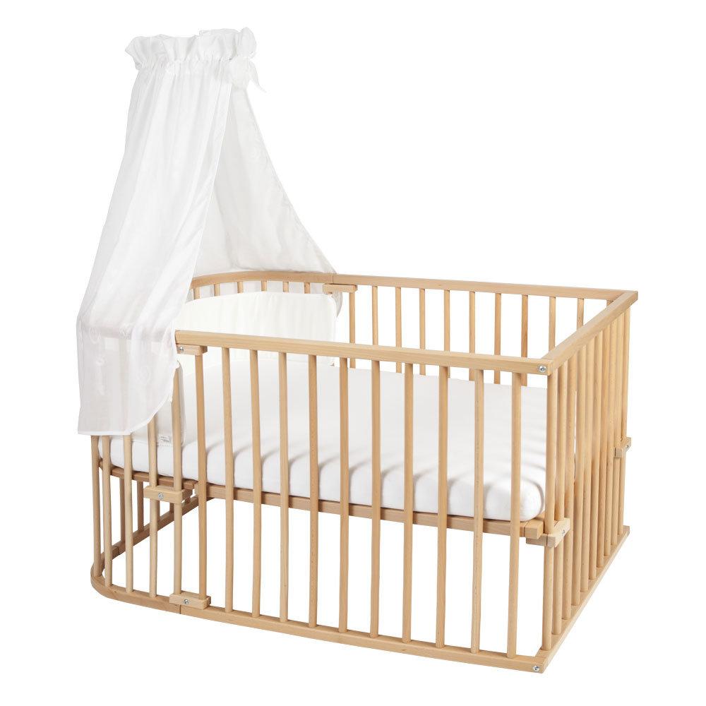 Conversi n cuna colecho original a cama infantil espacio for Cama original