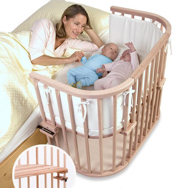 cuna colecho babybay maxi gemelar varios colores espacio lactancia tienda de porteo y. Black Bedroom Furniture Sets. Home Design Ideas