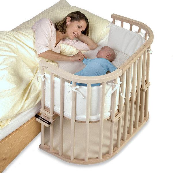 cuna colecho babybay original varios colores espacio. Black Bedroom Furniture Sets. Home Design Ideas