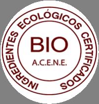 Ingradientes Biológicos Certificados