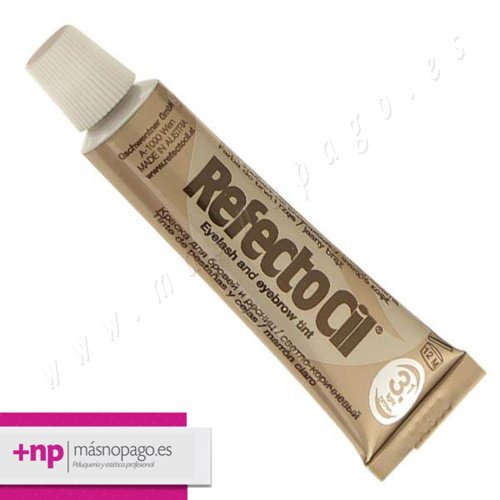 Refectocil Tinte Pestañas y cejas 15 ml. Nº 3.1 Marron Claro