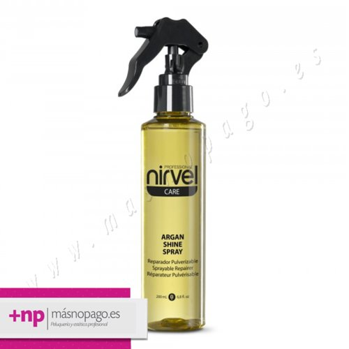 Argan Spray Nirvel 200 ml
