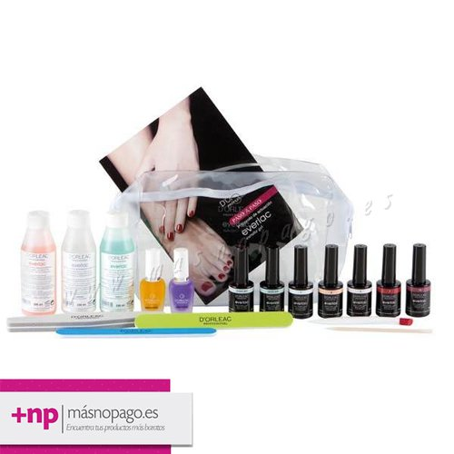 Kit Basico Manicura Everlac