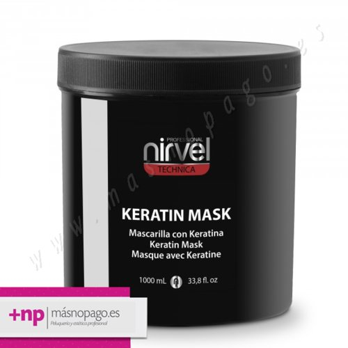 Mascarilla Keratinliss 1000 ml