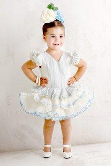 Esta niña es muy flamenca, ¿o no