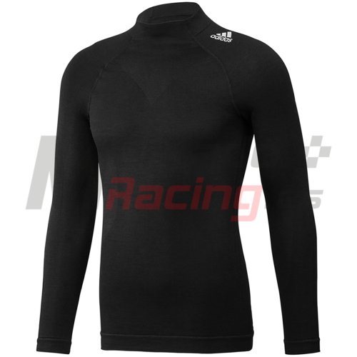 Adidas TechFit® LS Top Black