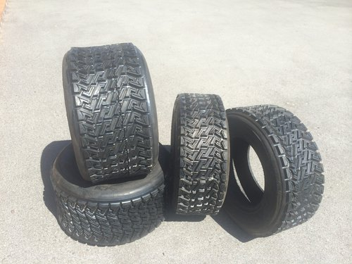 MRT Rally Tires