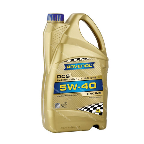 RAVENOL RCS Racing Competition Synto SAE 5W-40