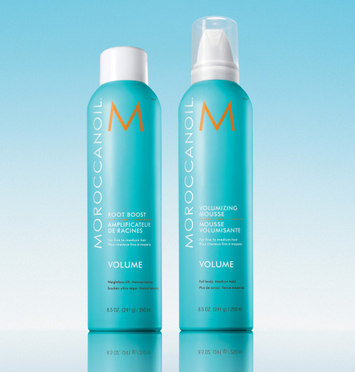 Duo volumen moroccanoil