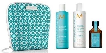 Pack primavera Moroccanoil smooth