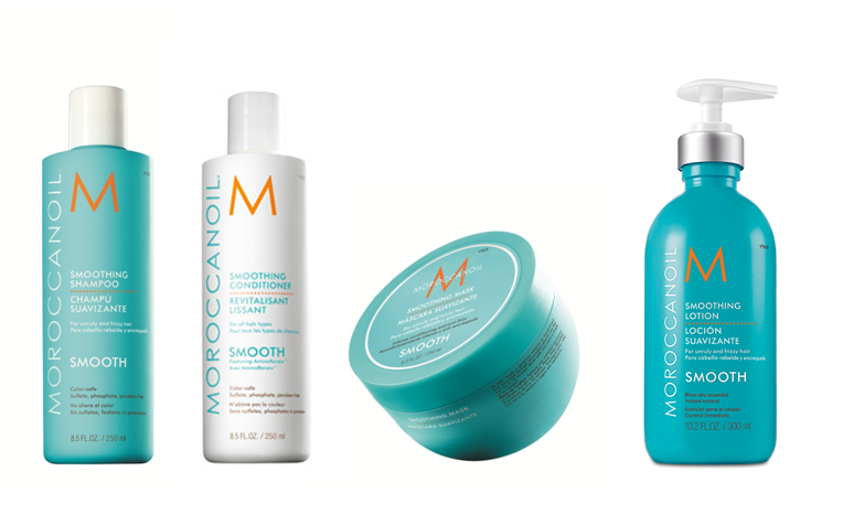 Smooth Moroccanoil