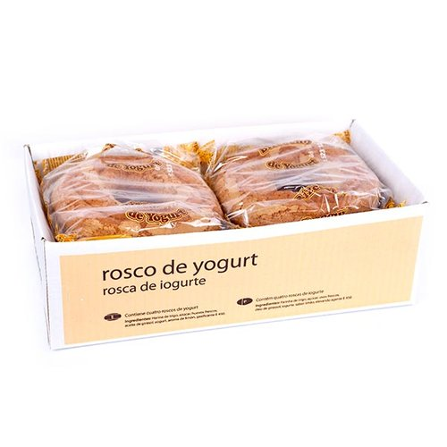 Rosco de yogurt
