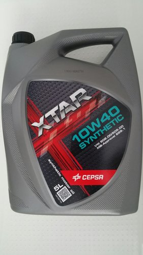 Cepsa10W40 XTAR SYNTHETIC-5L.