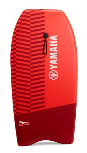 TABLA DE BODYBOARD ROJA
